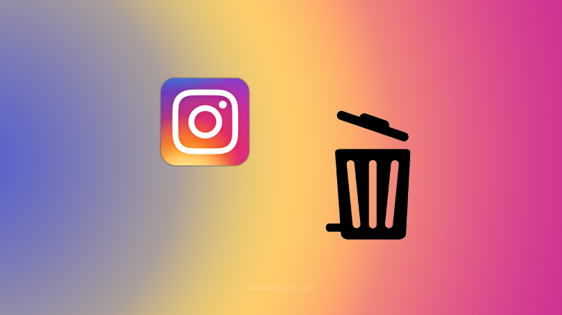 how to delete insta account from facebook