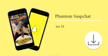 اداة فانتوم سناب شات جلبريك 10 Phantom Lite for Snapchat