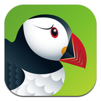 متصفح Puffin Web Browser للايفون